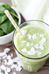 Coconut detox Green Smoothie